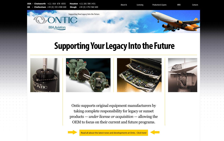 Ontic Site