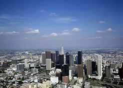 Downtown Los Angeles by Carol Highsmith